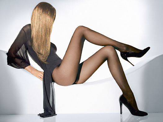 Wolford Individual 10 Tights 4365 S