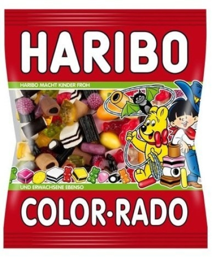 Haribo Color-Rado 500g