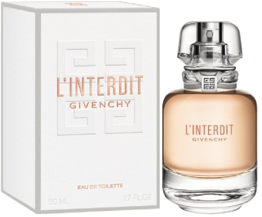 Givenchy L'Interdit Eau de Toilette 50ML