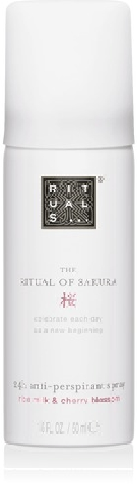 Rituals The Ritual of Sakura Anti-Perspirant Spray 50ml