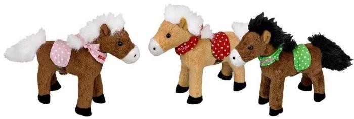 Spiegelburg Pferdefreunde 25563 Plush Pony