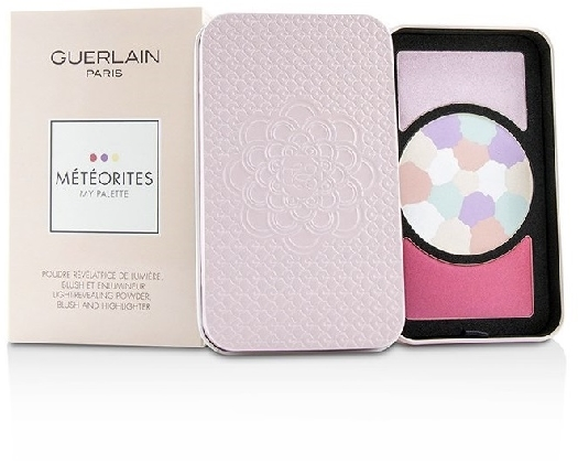 Guerlain Meteorites My Palette Make-Up Set 10g+4g+4.2g