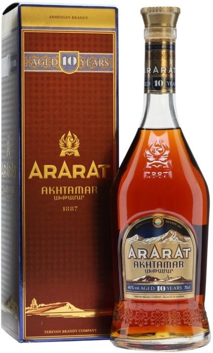ArArAt Akhtamar 10 YO 0.7L