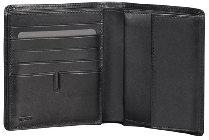 Tumi 0186141D Wallet with Flip Coin