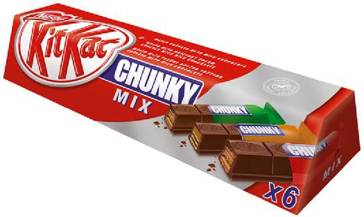 KitKat Chunky Mix 36x248g