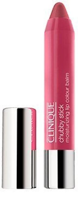 Clinique Chubby Stick Moisturizing Lip Colour Balm N07 Super Strawberry 3g