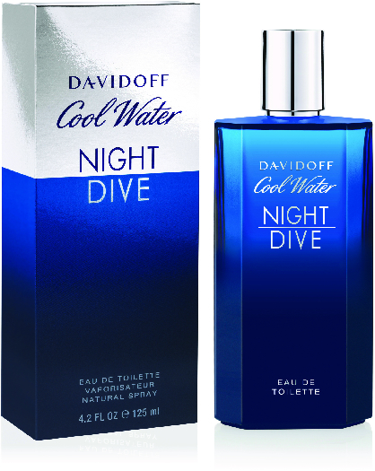 Davidoff Cool Water Nightdive EdT 125ml