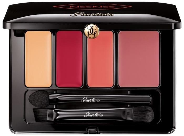 Guerlain Romantic Kiss Collection Lipstick set 3.5g