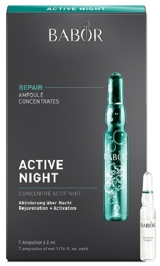 Babor Ampoule Concentrate Active Night, 7 Treatment 14ML