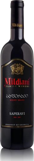 Mildiani Saperavi 0.75L