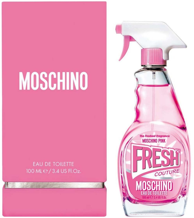 Moschino Pink Fresh Couture 50ml