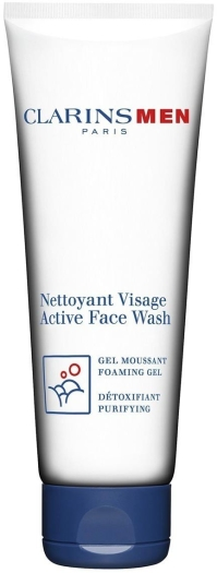 Clarins ClarinsMen Wash - Active Face Wash 12 125ml