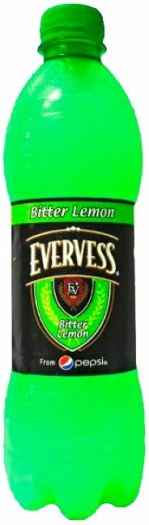 Evervess Bitter Lemon 0.6L