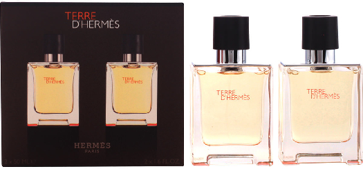 Hermes Terre D'hermes Duo Pack EdT 2x50ml