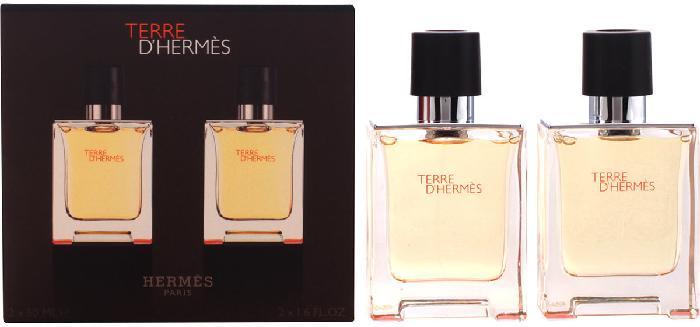 Hermes Terre D'hermes Duo Pack EdT 2x50ml