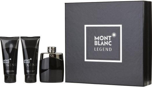 Montblanc Legend Set 100ml + 100ml + 100ml