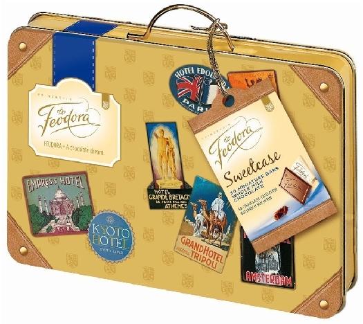 Feodora Suitcase Milk 225g