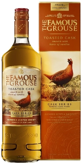 The Famous Grouse Toasted 1L