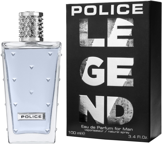 Police Legend For Men EdT 100ml