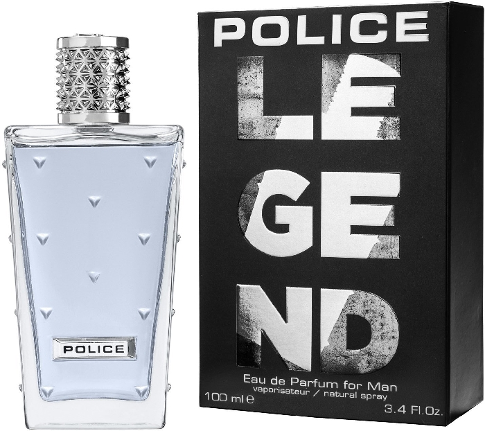 Police Legend For Men 100ml