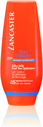 Lancaster Sun Beauty Silky Milk SPF15 400ml