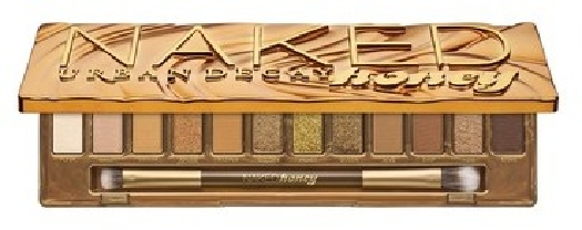 Urban Decay Set cont.:12x Eyeshadow Gold&Amber Honey Hued Shades Naked Honey 11 g