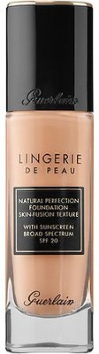 Guerlain Lingerie Fluid Foundation N°03 Natural 30ml