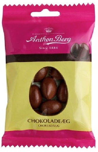 Anthon Berg Chocolate Eggs 80g