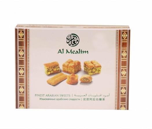 Al Mealim Delicious Arabic Sweets 700g