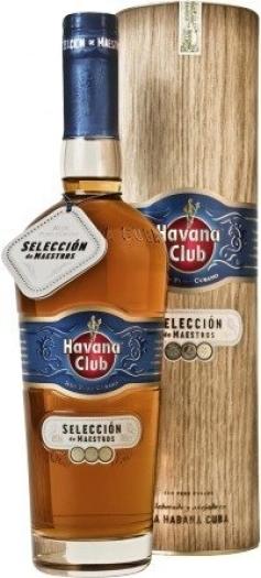 Havana Club Seleccion de Maestros 0.7L