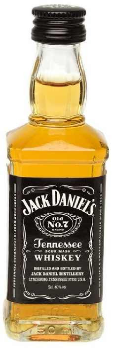 Jack Daniel's Black Label 0.05L