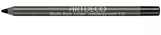 Artdeco Soft Eye Liner Waterproof N10 Black 1.2ml