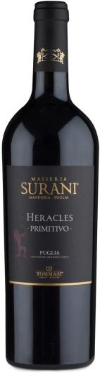 Tommasi Surani Heracles Primitivo Puglia Dry Red 13.5%