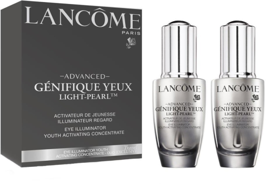 Lancome Genifique Advanced Eyes Light Pearl Serum Duo 40ml