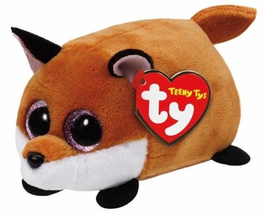 TY Teeny Ty Fox 10cm