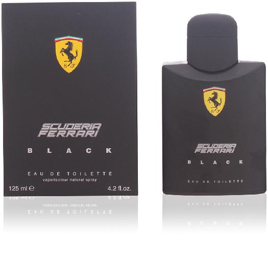 Scuderia Ferrari Black 125ml