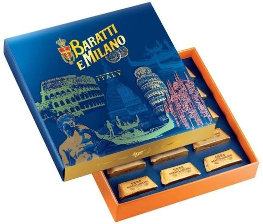 Baratti&Milano Emozioni D'Italia Box 145g