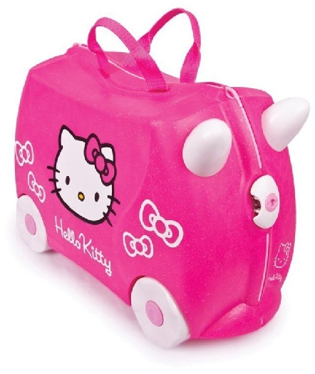 Trunki Hello Kitty Suitcase 1.7kg