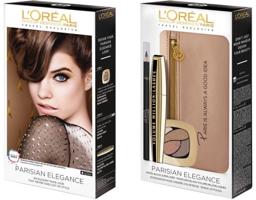 L'Oreal Paris Looks-On-The-Go Parisian Elegance Set