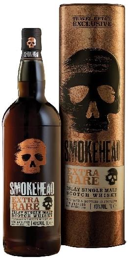 Smokehead ExtraRare 40% Tin 1L