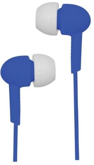 DEA Factory Browniz Blue Pop Earphones