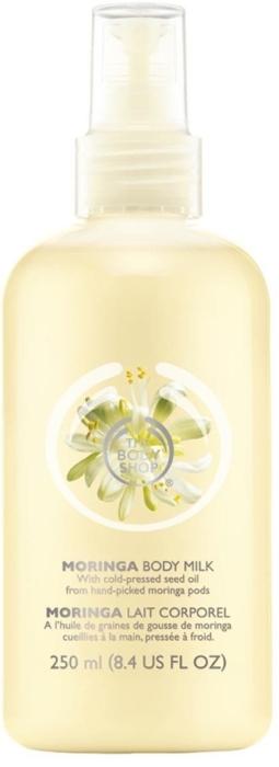 The Body Shop Moringa Body Milk 250ml