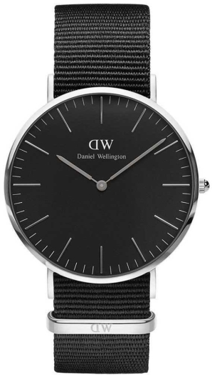 Daniel Wellington DW00100149 41 Classic Black Cornwall
