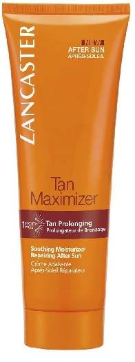 Lancaster Tan Maximizer Soothing Moisturizer 250ml