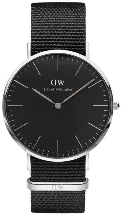 Daniel Wellington DW00100149 41 Classic Black Cornwall