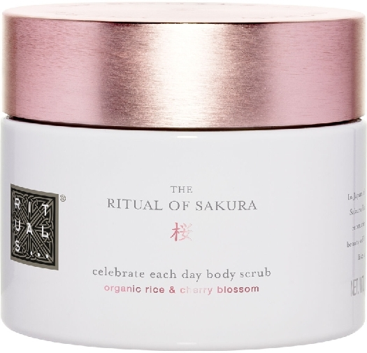 Rituals Sakura Body Scrub 1106567 250G