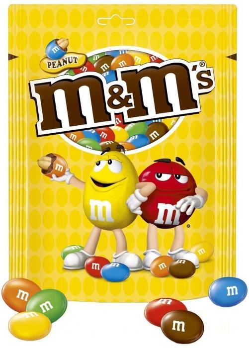 M&M's Peanut Pouch 250g