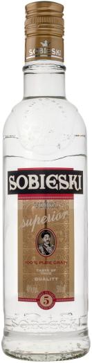 Sobieski Superior Vodka 1L