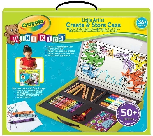 Crayola Mini Kids Create and Store Case in duty-free at airport ...
