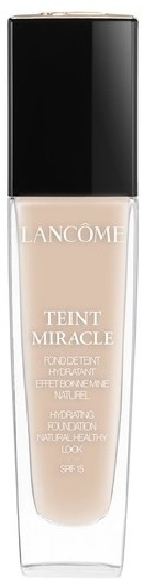 Lancome TEINT MIRACLE LIQUID FOUNDATION N°02 LYS ROSE 30ml